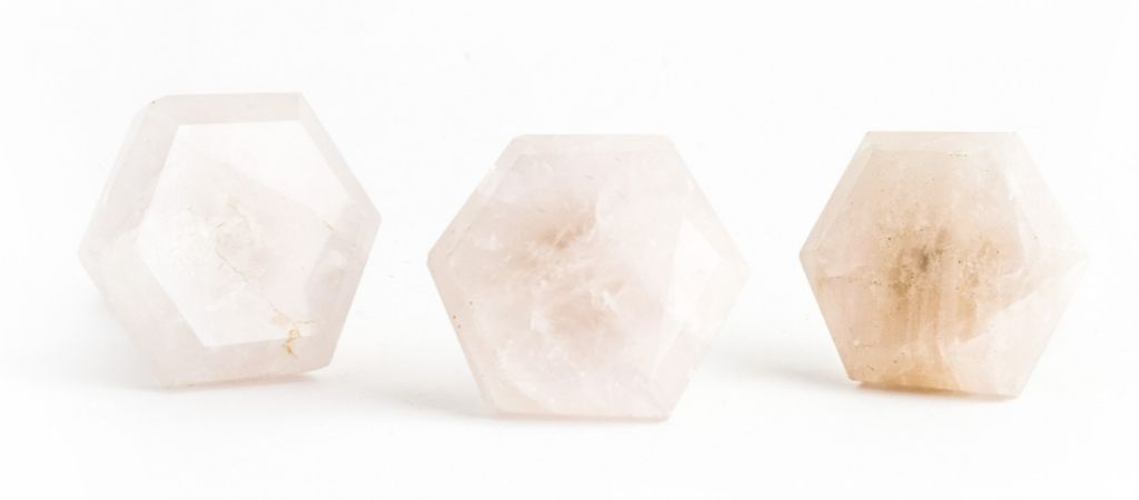 Hex Rose 450 - The Healing Power of Crystals in Holistic Interior Design