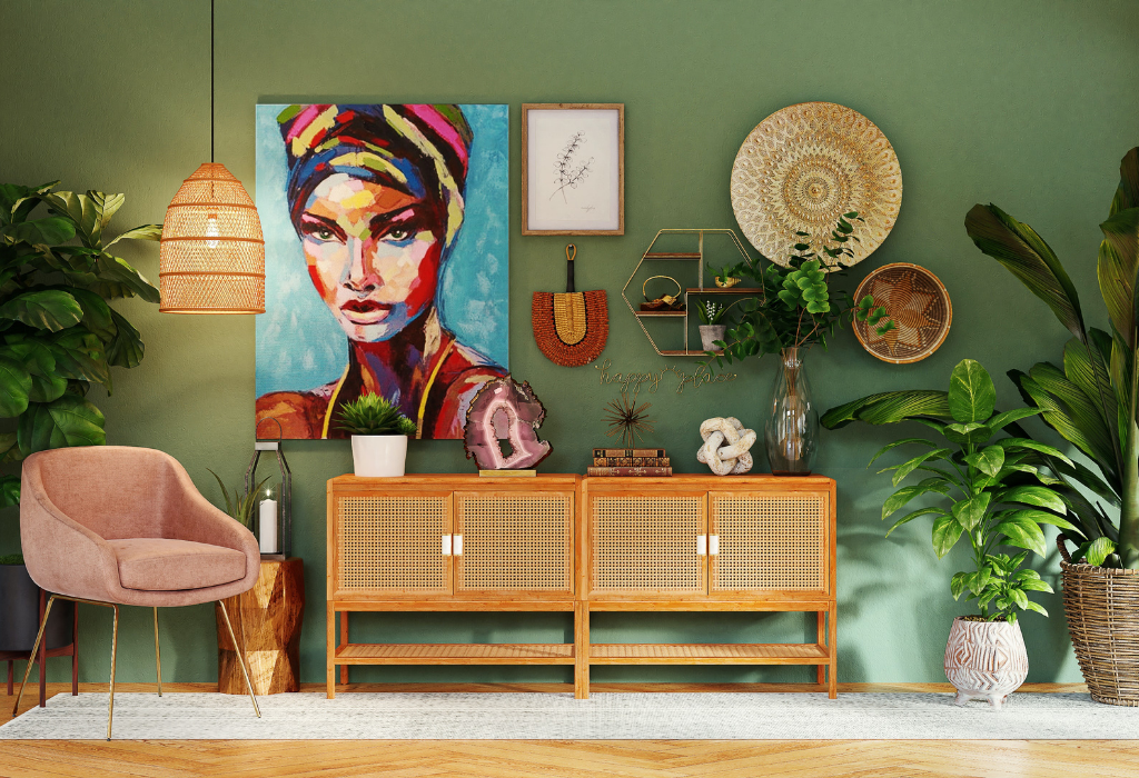 Landscape - How to Upgrade Your Decor to Reflect Your Personal Style
