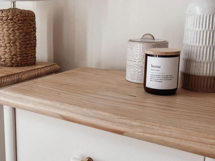 Weekend Project: How to Do.Up your Bedside Table
