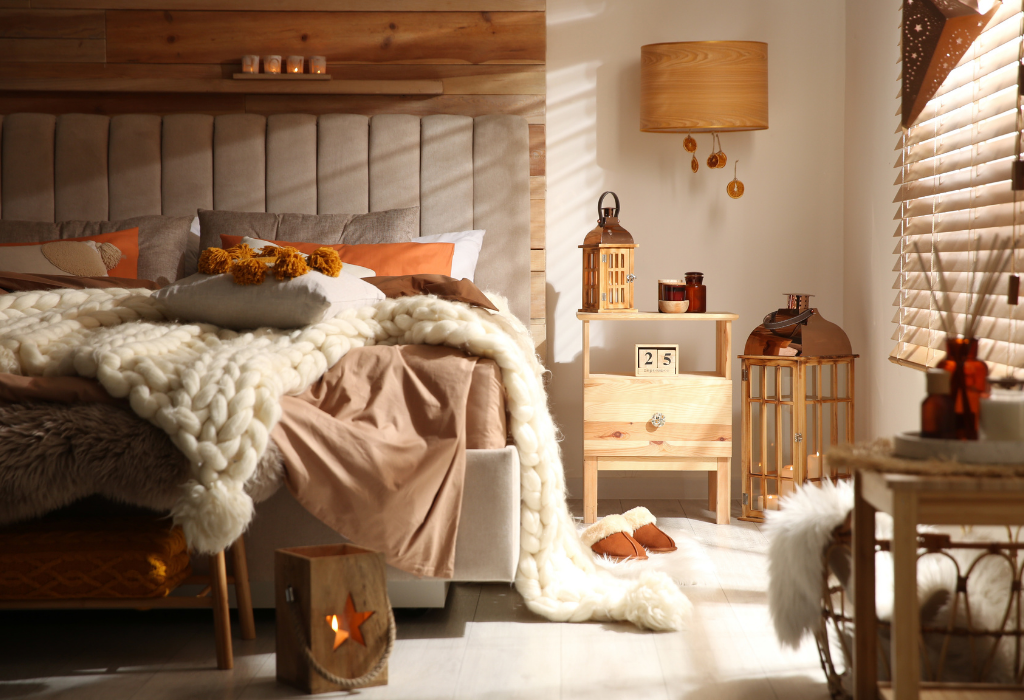 winter decorating  - 5 Winter Decorating Tips to Add Warmth to your Home Interiors