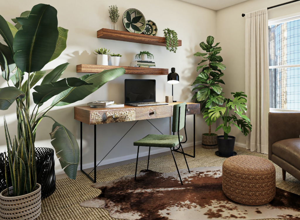 Copy of Untitled1 - The Green Room: Interior Decorating with Plants