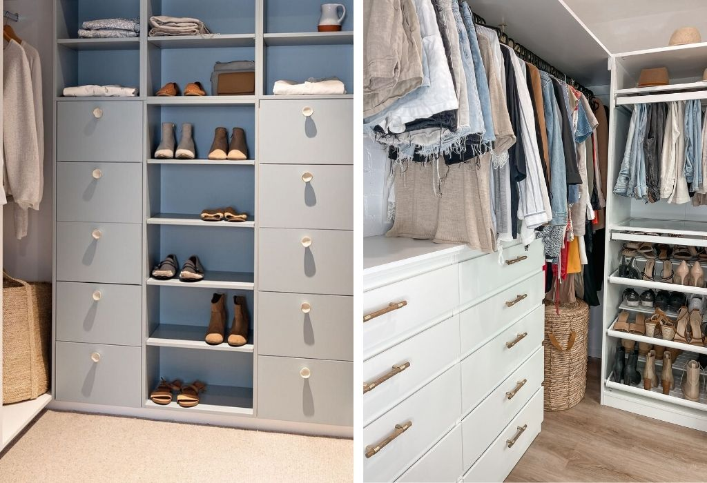 blog images split wardrobe 1 - Top 10 Lockdown Hobbies to Stave Off the 'Iso' Scaries