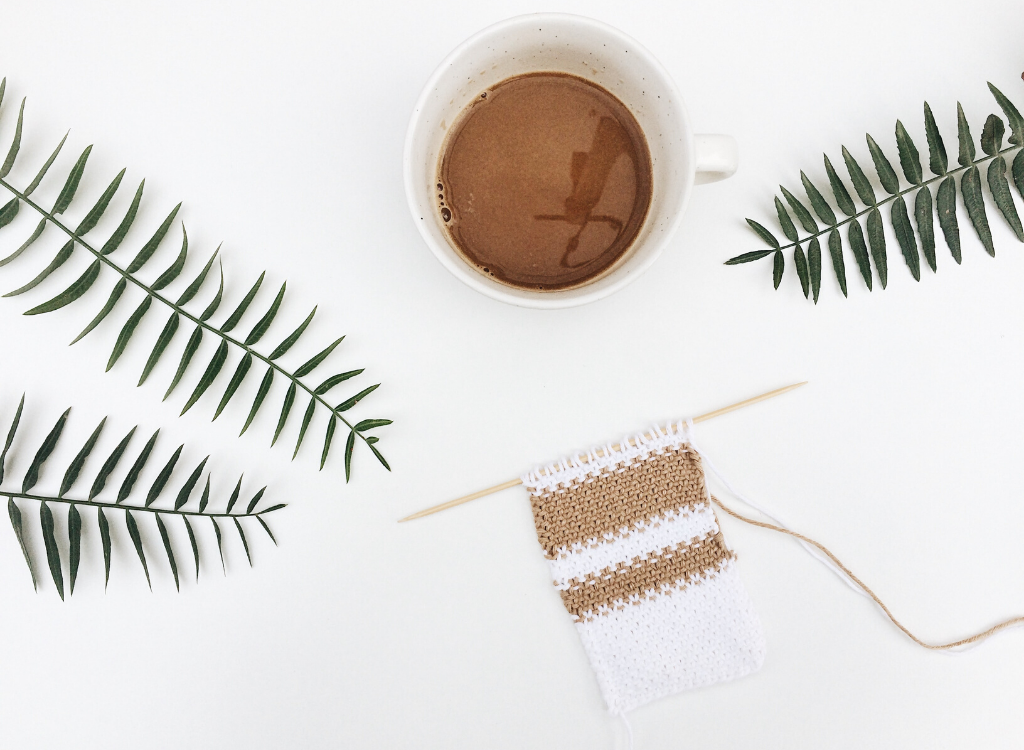knitting 1 - Top 10 Lockdown Hobbies to Stave Off the 'Iso' Scaries