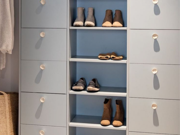 From Overwhelmed to Organised: 5 DIY Wardrobe Makeover Ideas