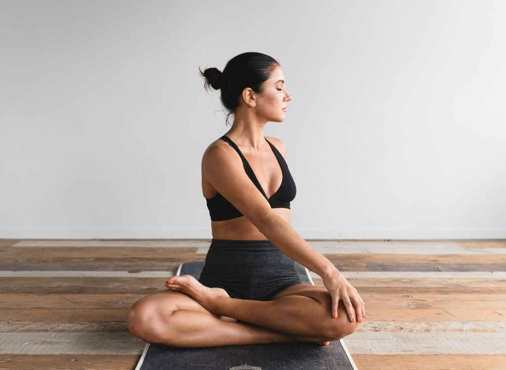 yoga 1 - Top 10 Lockdown Hobbies to Stave Off the 'Iso' Scaries