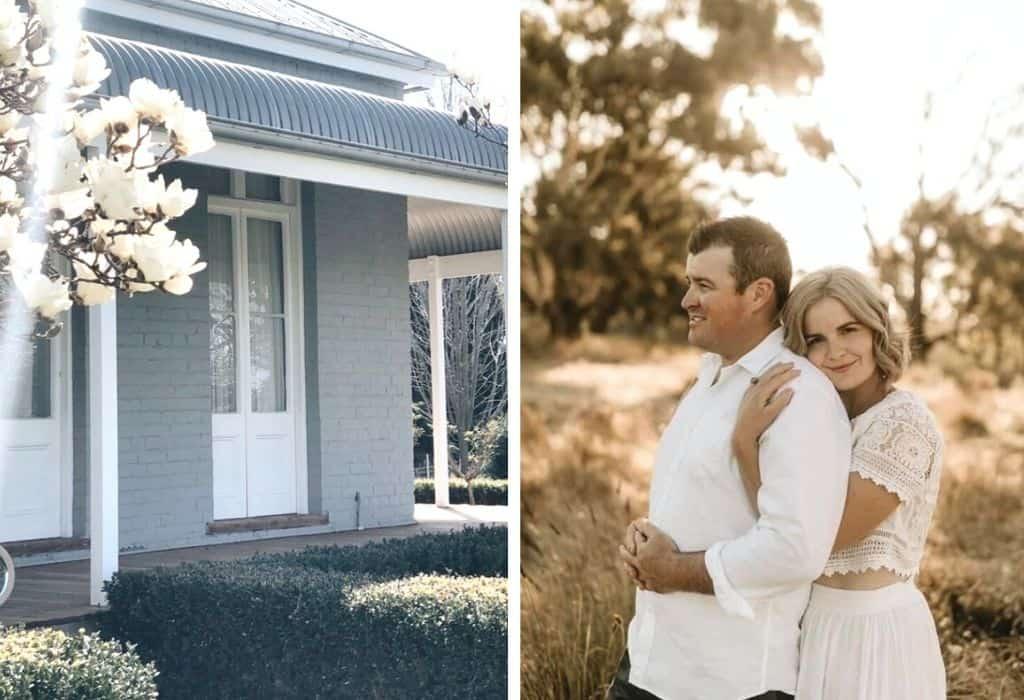 Ainsley house and husband - Do.Upper Chronicles: Ainsley Sullivan